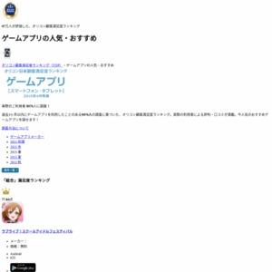 日本顧客満足度ランキング 『ゲームアプリ 2015年 春』