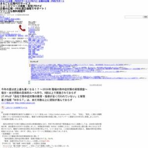2016年 職場の熱中症対策の実態調査 ミドリ安全