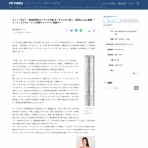 都府県別・女性体型メリハリ度調査