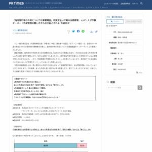 海外旅行者の外貨についての意識調査