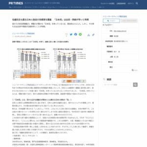 「日本耳」に関する調査