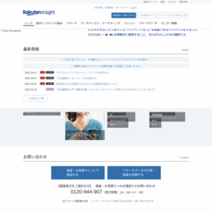 訪日外国人による購入実態調査(中国・台湾)