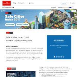 Safe Cities Index 2017