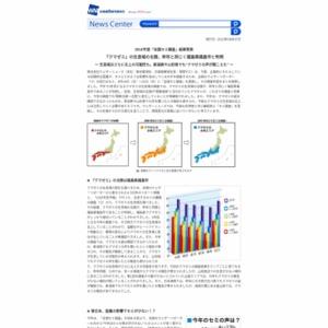 2010年度「全国セミ調査」
