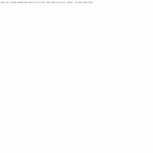 """3連休の""""ゲリラ雷雨""""見解"""