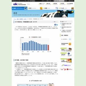 カナダ統計局、牛飼養頭数を公表(カナダ)