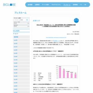 "BIGLOBEが「旅比較ねっと」で、日本の世界遺産に関する意識調査を発表~""小笠原諸島""を含む自然遺産が""夏に行きたい""上位を独占~"