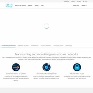 Cisco VNI Service Adoption Forecast, 2013-2018
