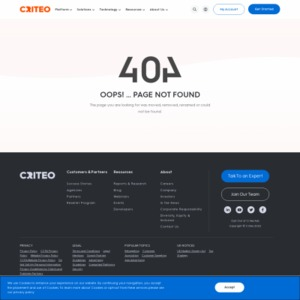 Criteo eCommerce Industry Outlook 2015