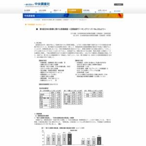 第5回日本の医療に関する意識調査 ~日医総研ワーキングペーパーNo.331より~