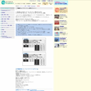 『家庭用ウォーターサーバー』に関するアンケート