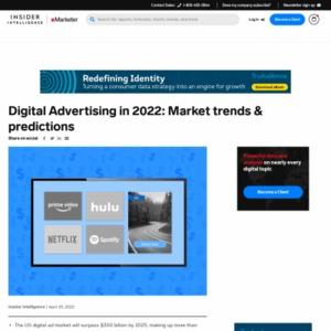 Facebook Sees Big Gains in Global Mobile Ad Market Share