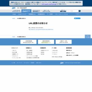 「しずく」が捉えた北極海氷面積の最新状況