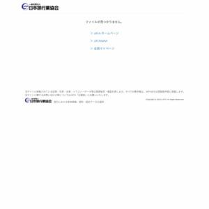 JATA 年末年始旅行動向調査