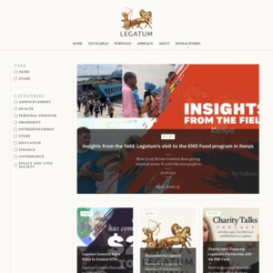 2016 Legatum Prosperity Index