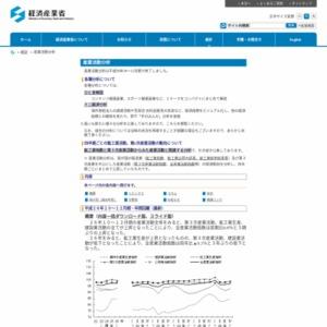 産業活動分析(平成25年1-3月期)