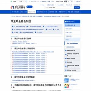 厚生年金基金資産運用業務報告書(平成24年度)