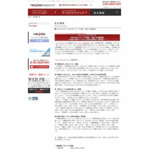 NHK大河ドラマ『平清盛』に関する意識調査