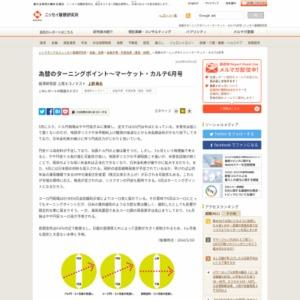 為替のターニングポイント~マーケット・カルテ6月号