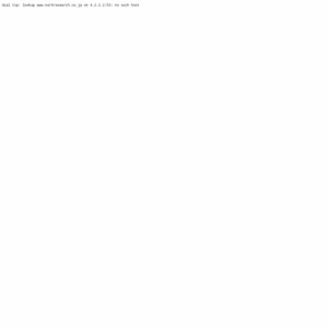 Quarterly Report 2015年 春版