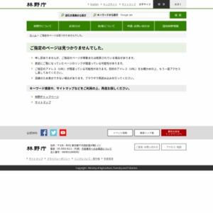 平成25年 特用林産物の生産量(速報・主要品目)