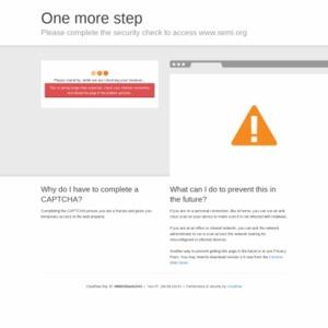 2016年第3四半期の世界半導体製造装置出荷額