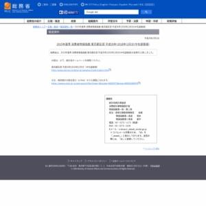 2015年基準消費者物価指数東京都区部平成30年(2018年)2月分(中旬速報値)