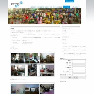 ヤンゴン(ミャンマー) 写真生活実態調査 2013. 4