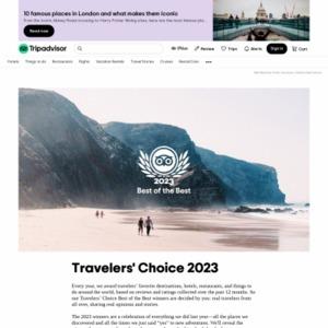 トラベラーズチョイス 世界の人気観光スポット2014 ウォーターパーク 世界
