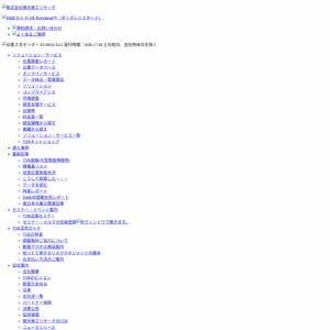 2015年「チャイナリスク」関連倒産調査