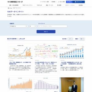 「中小企業金融円滑化法」に基づく貸付条件変更利用後の倒産動向(8月)