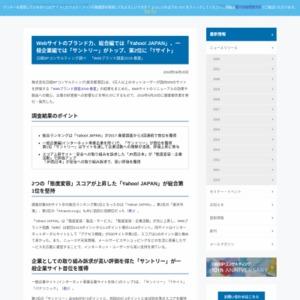 Webブランド調査2018-春夏