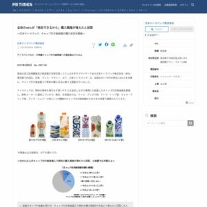 キャップ付き紙容器入り飲料の購入状況に関する調査