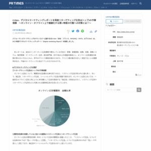 2017年度デジタルマーケティングレポート(Digital marketing Report)