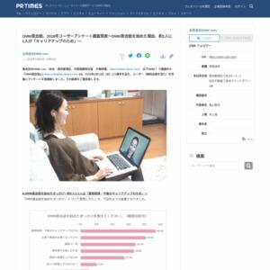 DMM英会話、2018年ユーザーアンケート調査発表