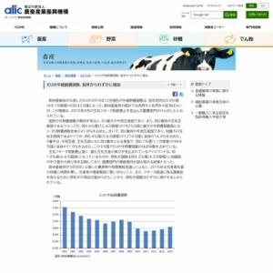 EUの牛総飼養頭数、前年からわずかに増加
