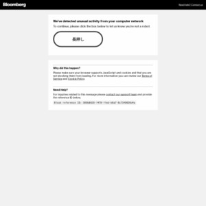 Bloomberg Financial Services Gender-Equality Index Reveals Global Progress