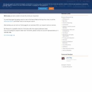 国内IoT市場 企業ユーザー動向調査結果