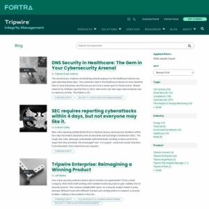 TRIPWIRE 2016 セキュリティ課題に関する調査 ー スキルのギャップ